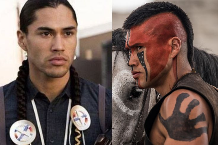 martin sensmeier  | See The Cast of 'The Magnificent Seven' Before They Were Famous