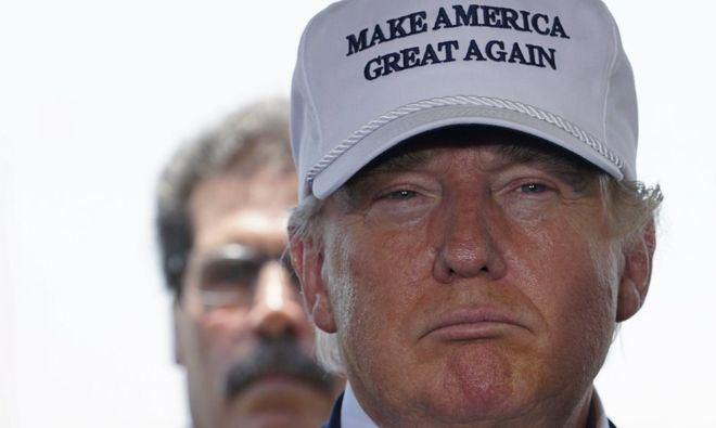 US: Donald Trump says US should take Syria migrants