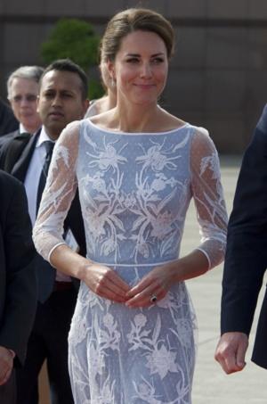 Se den altid yndige hertuginde Kate