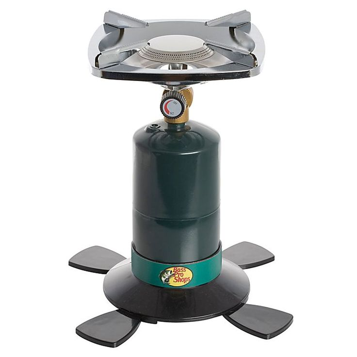 Bass Pro Shops Single Burner Propane Stove | Bass Pro Shops: The Best Hunting, Fishing, Camping & Outdoor Gear