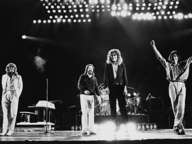 Led Zeppelin's Jimmy Page on how band's final remastered works show a Whole Lotta Love for Bollywood - Features - Music - The Independent