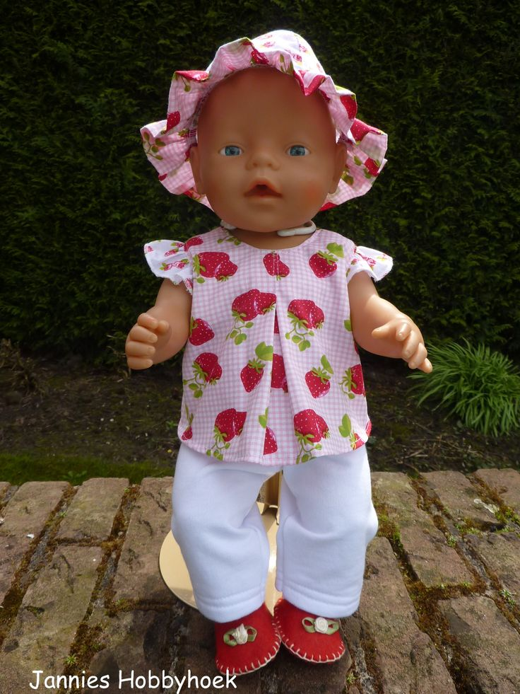 Clothes for Baby Born doll