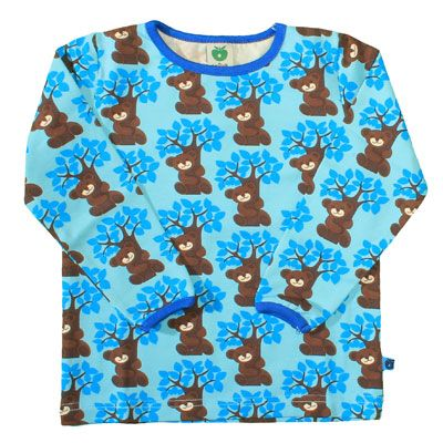 Småfolk - t-shirt with bears, SS15