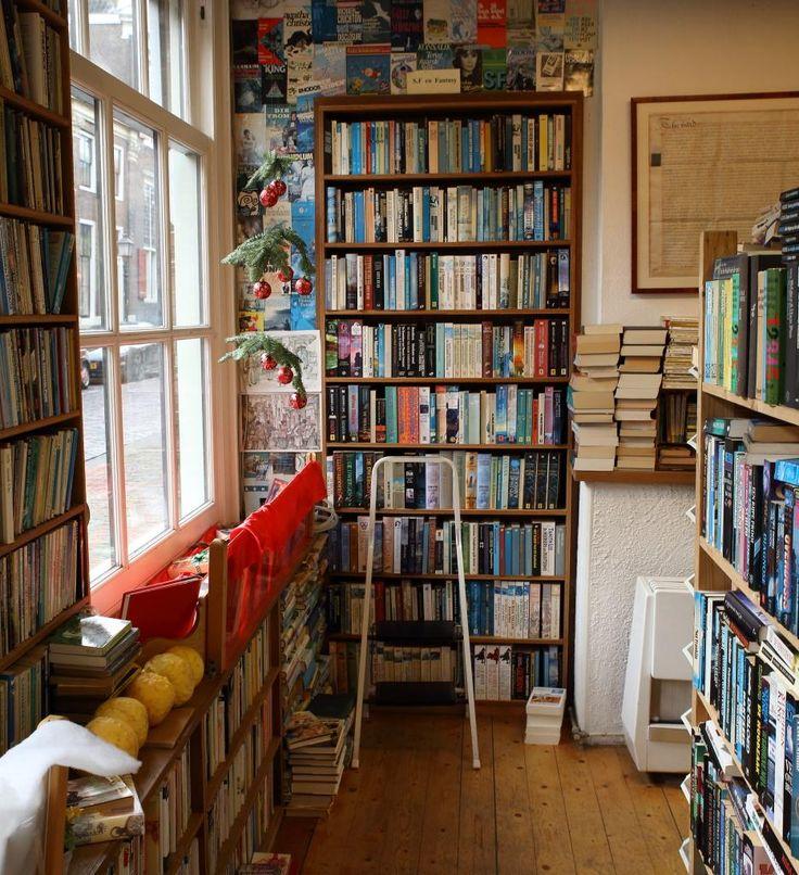 Bij de Bonte Boeken in Hoorn vind je altijd weer nieuwe leuke boeken voor je collectie.