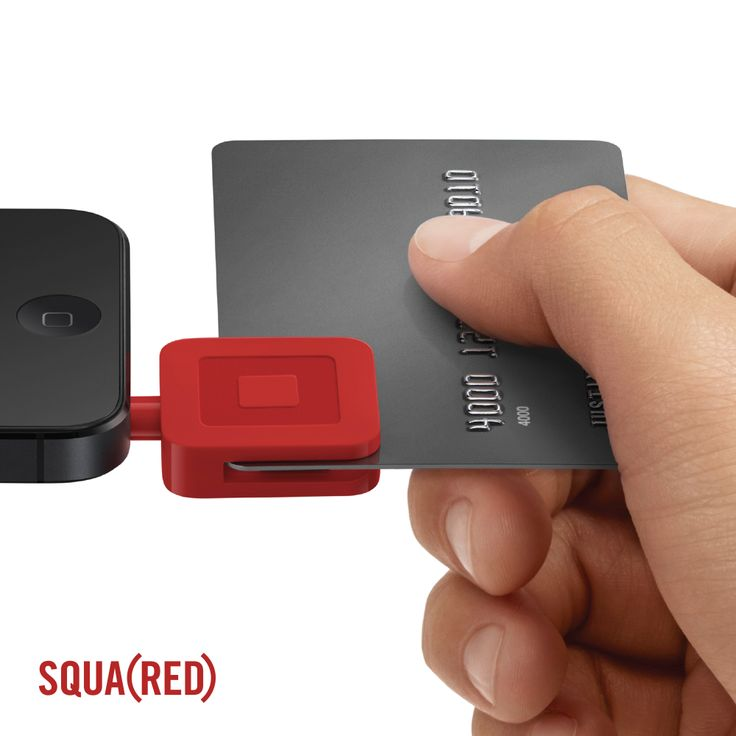 Swipe (RED), fight AIDS. Introducing the SQUA(RED) Reader: http://mkt.com/red