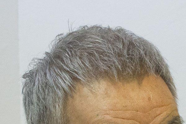 ダンディー男は白髪をこう染める 2020 グレー ヘアカラー 男性