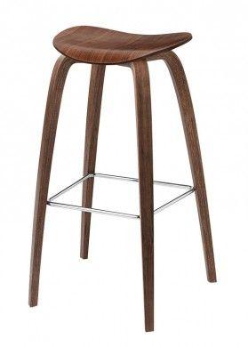 GUB_Gubi 2D stool_4 leg timber base (1)