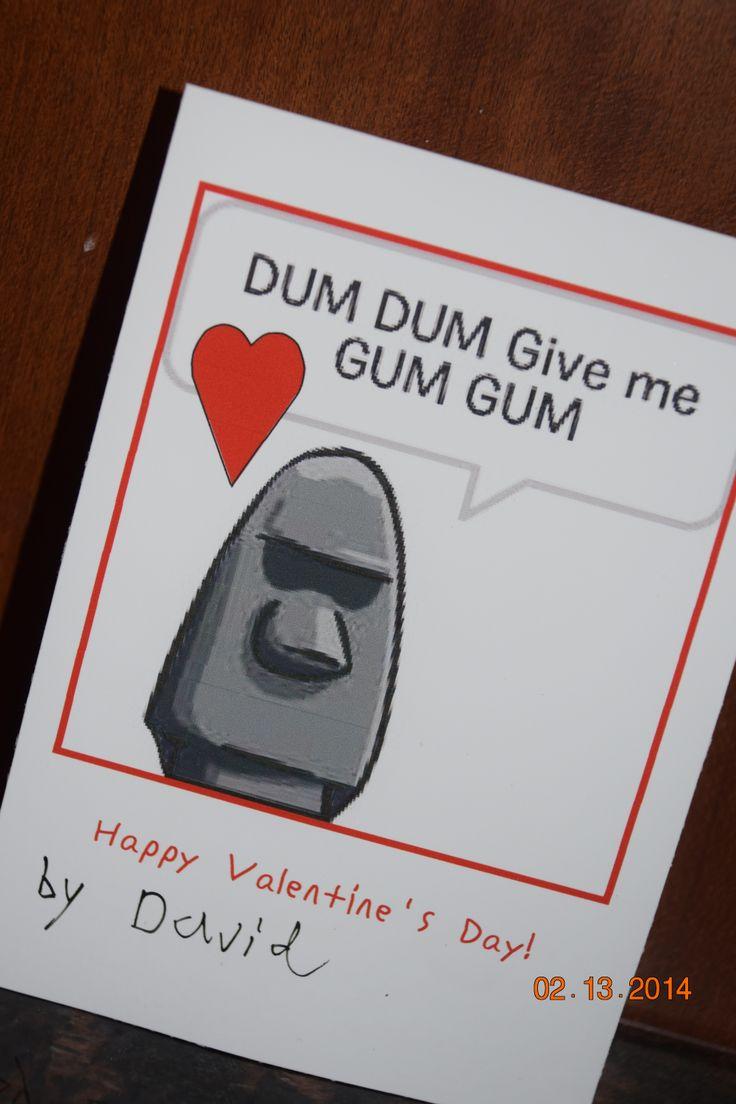 girl valentine crafts