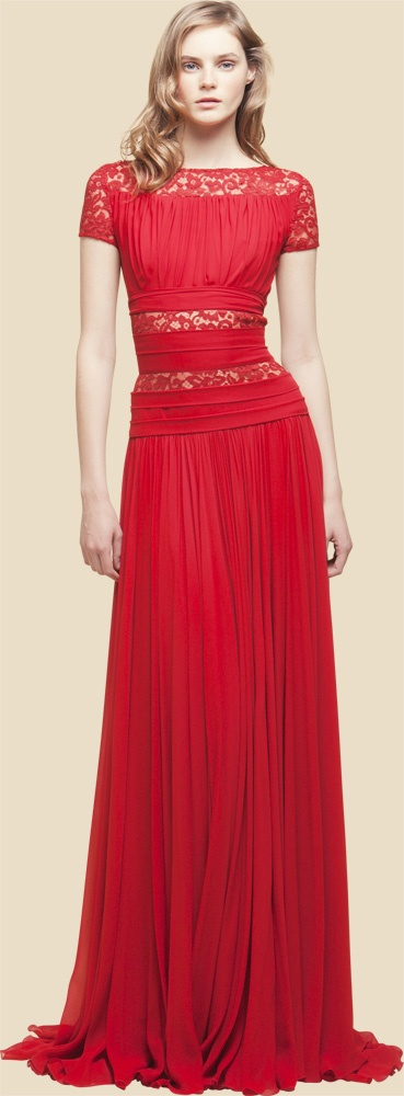 Elie Saab Resort 2012 Collection