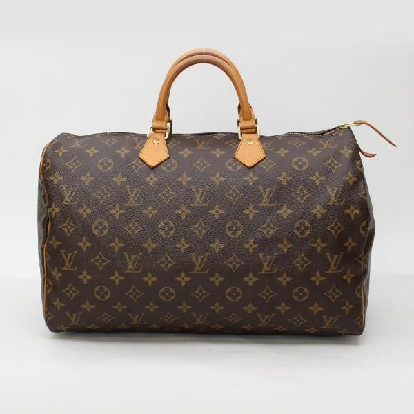Louis Vuitton Speedy 40 Monogram Small bags Brown Canvas M41522