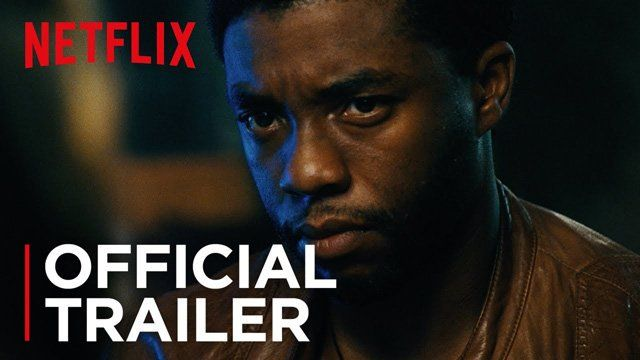 Chadwick Boseman in the Message from the King Trailer #NewMovies #boseman #chadwick #message #trailer
