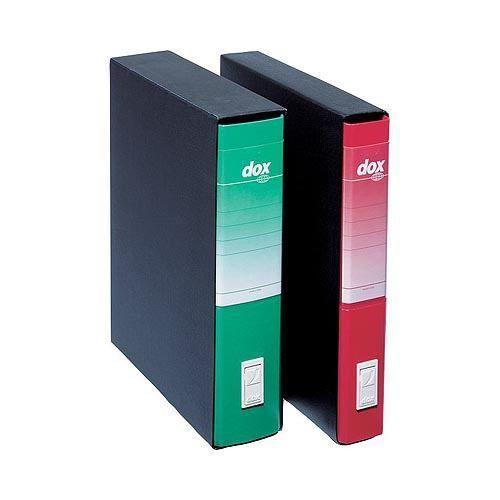 Registratore Acco Dox 5 dorso 5 cm 23x34 cm Giallo - https://www.cancelleria-ufficio.eu/p/registratore-11/