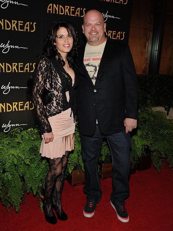 Pawn Stars' Rick Harrison to Marry Girlfriend Deanna Burditt in July