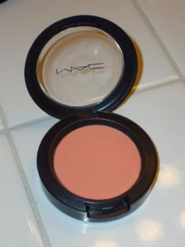 MAC Peaches Blush $21