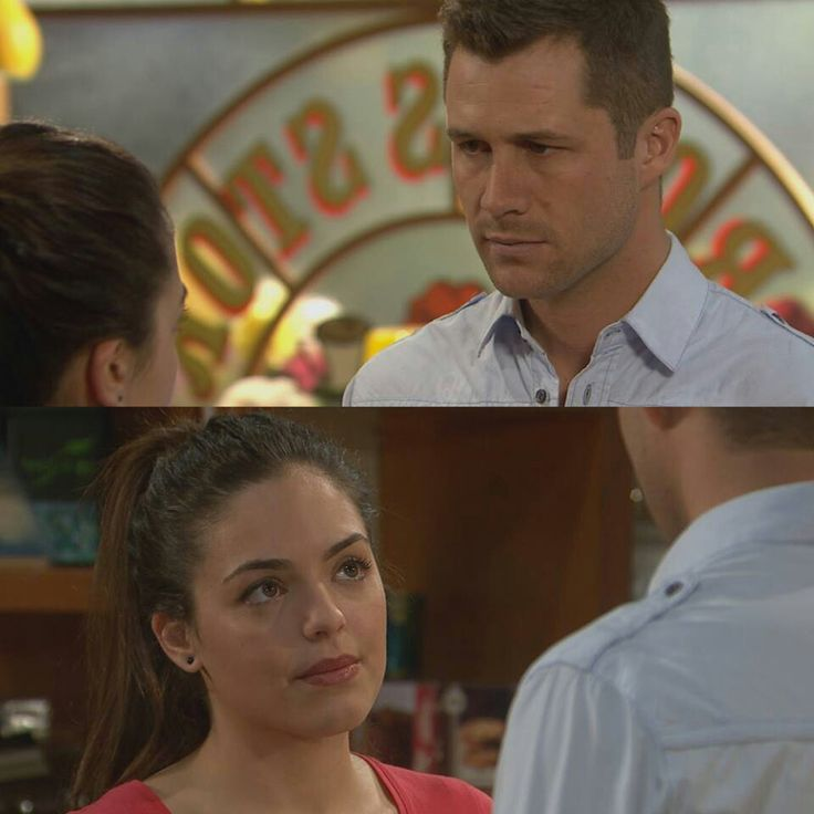 Neighbours tv show Mark Brennan and Paige > these two need to get back together
