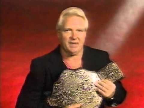 Bobby Heenan hypes Ric Flair's WWF Debut (08-10-1991)