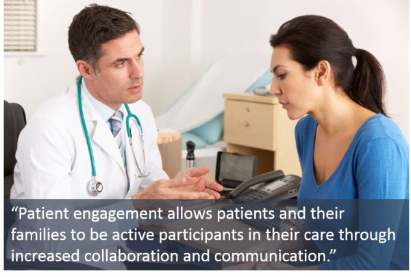 Happily Ever After: The Benefits of Patient Engagement  #HIMSS14