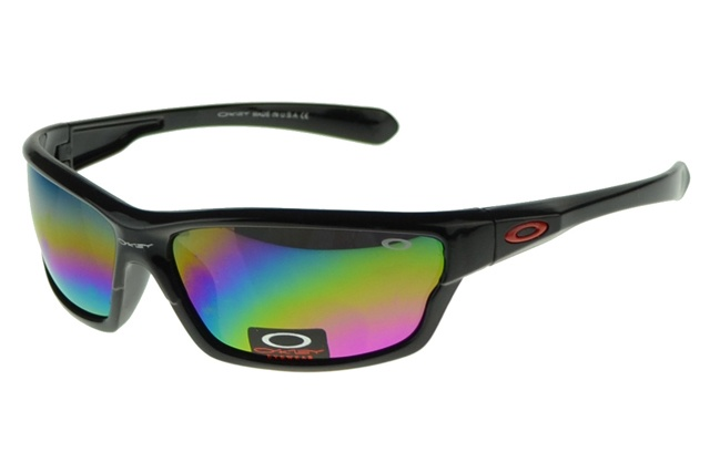 Oakley Asian Fit Sunglasses Black Frame Colored Lens : oakley outlet, your description   $14.94