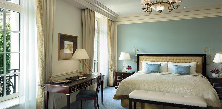 Luxury Paris Accommodation & Hotel Rooms