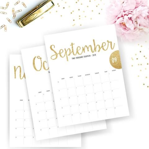 Best Printable Calendars And Organizers Images On
