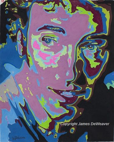 Bruce Springsteen #pastel #art ##original #portrait #musiclegend #drawing #artwork only @ jamesdeweaver.com.au #limitededition Prints!