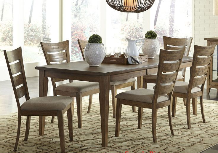 Shop For The Liberty Furniture Pebble Creek Casual Dining Room Group At Van Hill