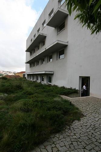 Alvaro Siza Vieira Office / Architectural Office Rua do Aleixo 53, 2º, Porto, Portugal