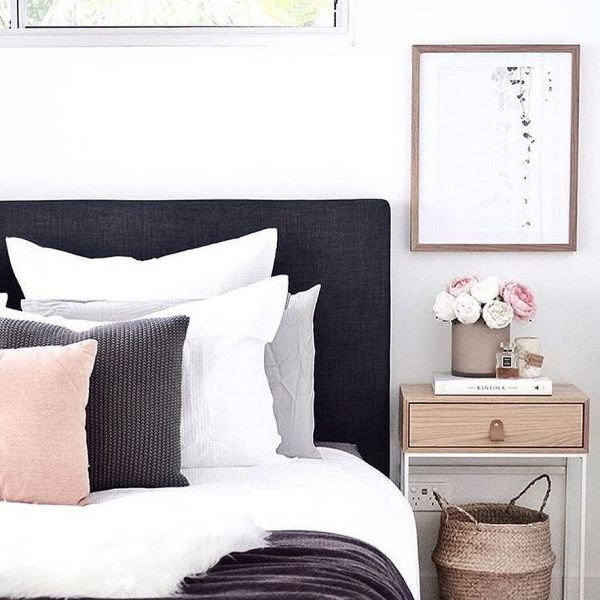 29 Chic Bedside Tables For Major Bedroom Decor Inspiration