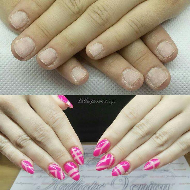 #nails #acrylicnails #handmadenailart #ovalnails #creativity #talent #greece #kalliopeveniou #VIPservices #trusttheexperts #viphall