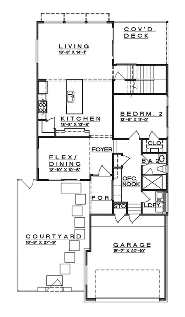 229 best Houseplans images on Pinterest Country houses, Design - plan 3 k che