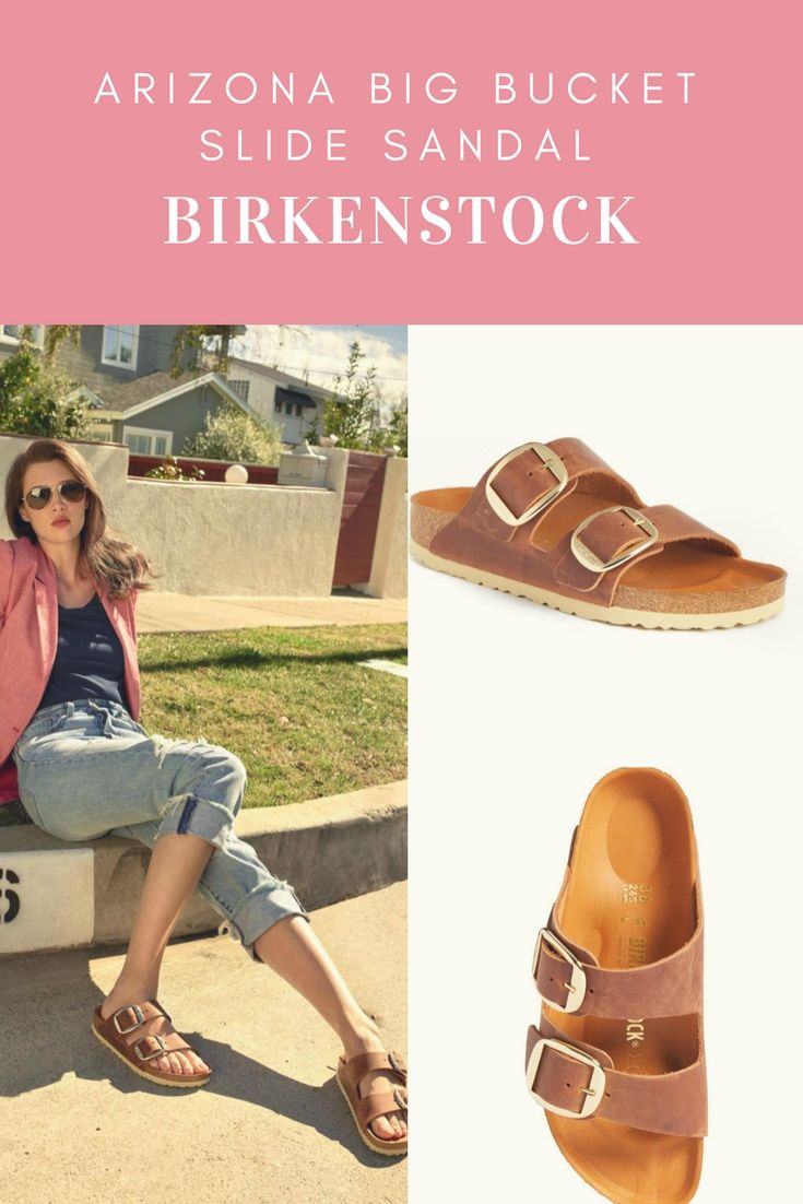c23eb58c6ca Birkenstock Arizona Big Buckle Slide Sandal  spring  summer  springfashion   shoes  summerfashion