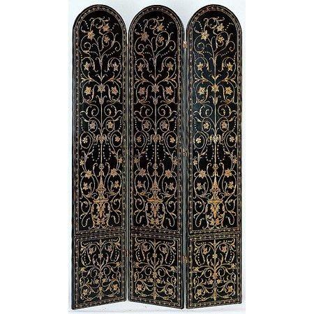 6 ½ ft. Tall Arabian Screen - OrientalFurniture.com
