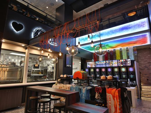 Swanky Taco Bell Cantina opens on the Las Vegas Strip