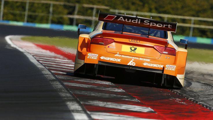 Jamie Green #53 Audi Sport Team Rosberg