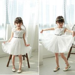 $24 for an Elegant Girls Princess Dress | DrGrab