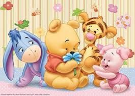 92 best winnie the pooh images on pinterest pooh bear eeyore and baby winnie the pooh and friends voltagebd Choice Image