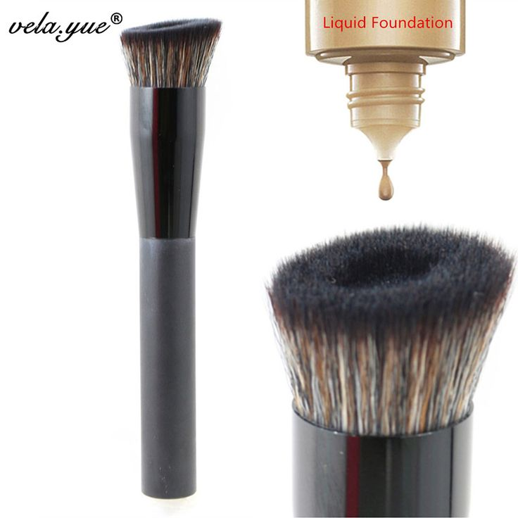Cheap makeup pencil brush, Buy Quality makeup beard directly from China makeup container Suppliers:     Premium Face Makeup Tool--217# Angled Perfecting Face Brush          Packing: 1 pc Angled makeup brush