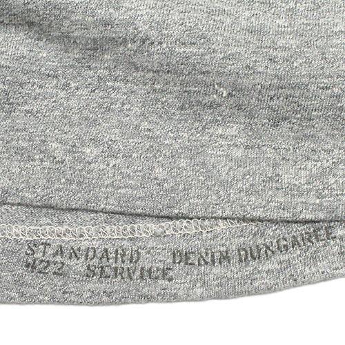 DENIM DUNGAREE(デニム&ダンガリー):テンジク VINTAGE Tシャツ  3GRグレー の通販【ブランド子供服のミリバール】