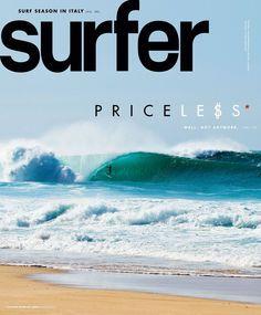 Surfer Magazine Italian Session