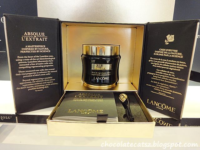 ABSOLUE L'EXTRAIT press kit