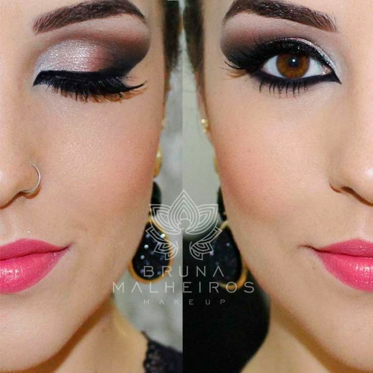 Makeup Alongar os Olhos