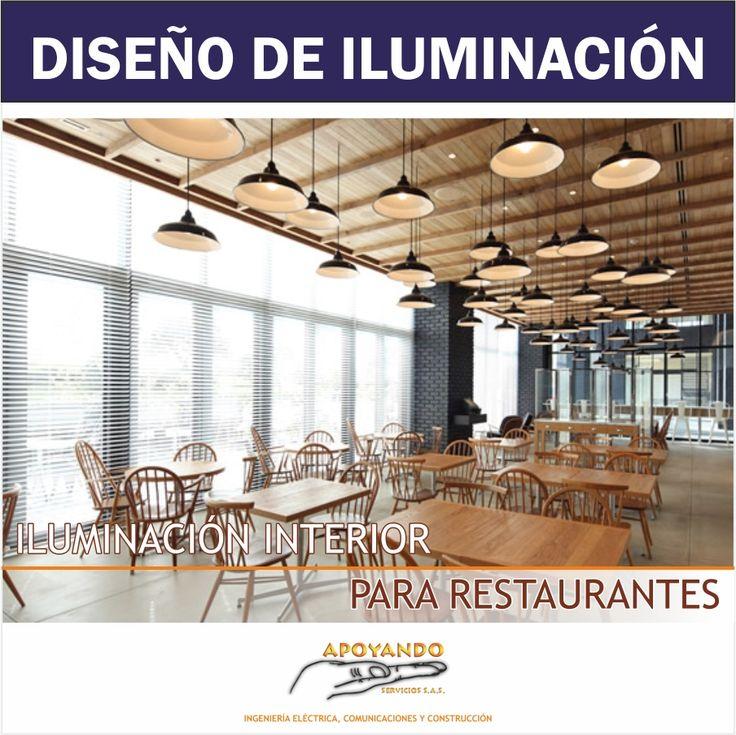 Diseño de iluminación, contáctenos somo su aliado estratégico 321 2031352 - 314 4904462