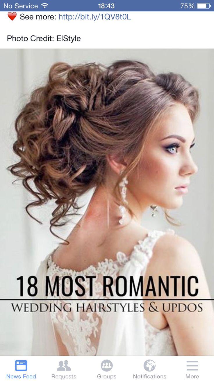 Penteado especial para as românticas <3