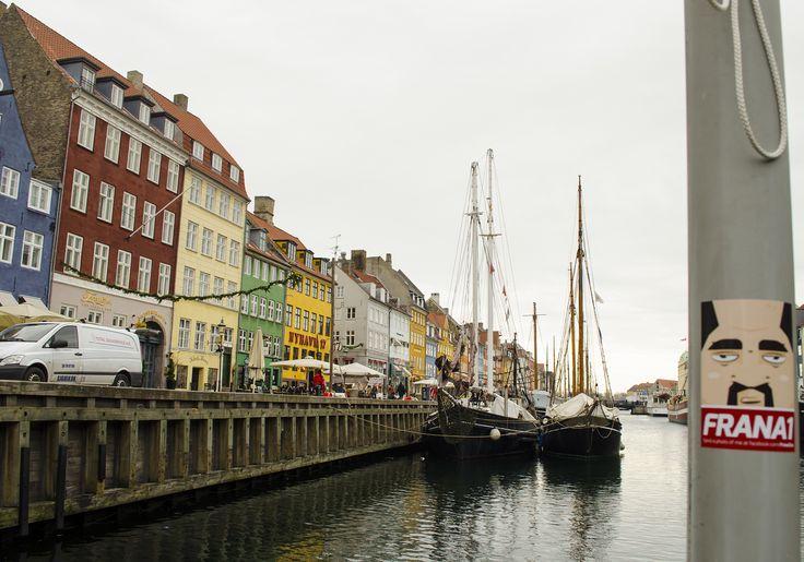 FRANA IN COPENHAGEN