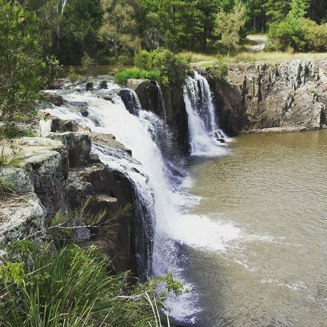 Tooloom Falls in Northern NSW
