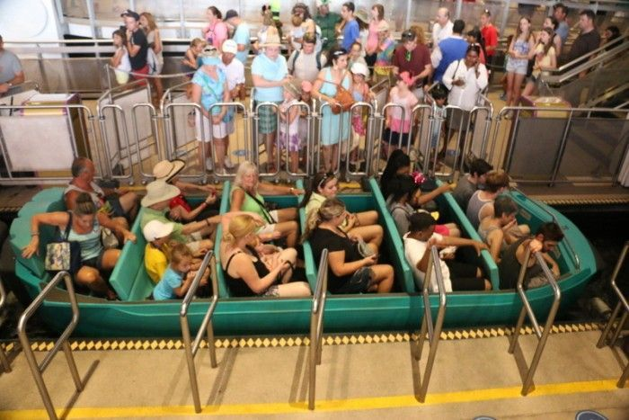 Magic Kingdom Attraction Vehicles Seating Configurations - Photos of all ride vehicles - What to expect