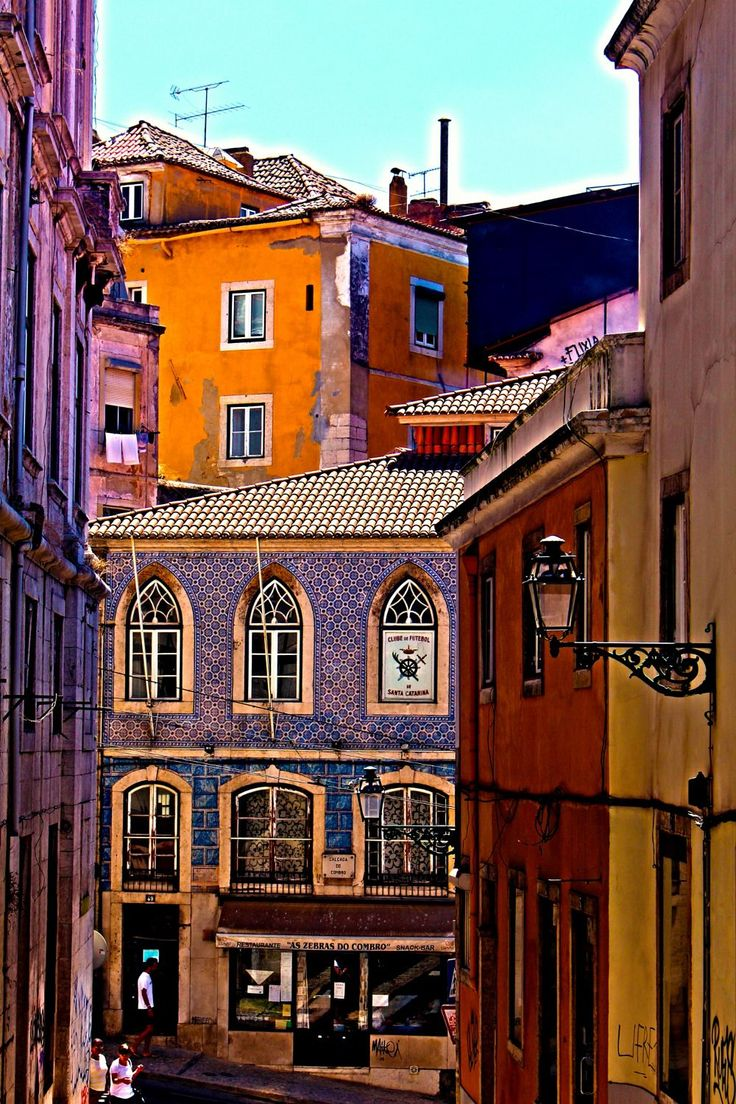 Colourful Lisbon by Christian Hoops on 500px