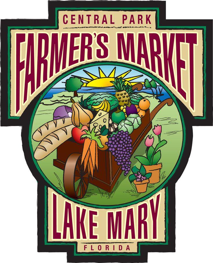 Lake Mary Farmer's Market - Every Saturday