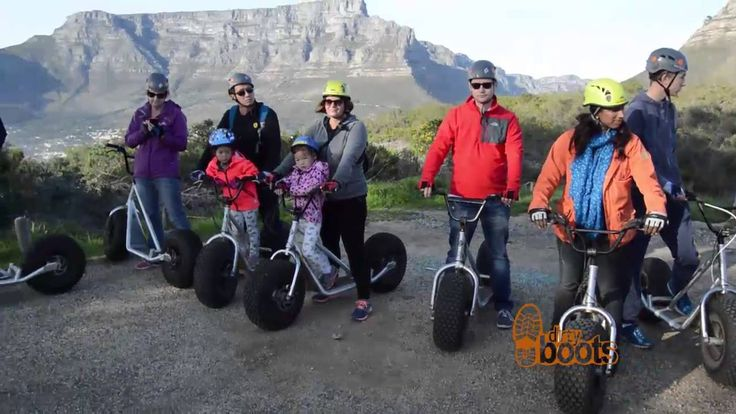 DIRTY BOOTS - Cape Town Scooter Adventures http://bit.ly/1U5hNlU #capetown #southafrica #scootours #scootertours #africaholiday #familyfun #thingstodo