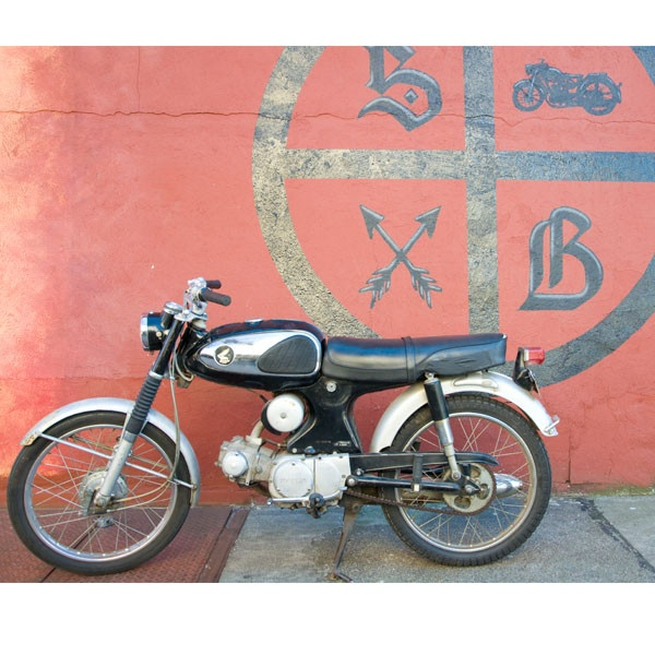 Smith + Butler | 1967 Honda S90 Super 90 - perfect